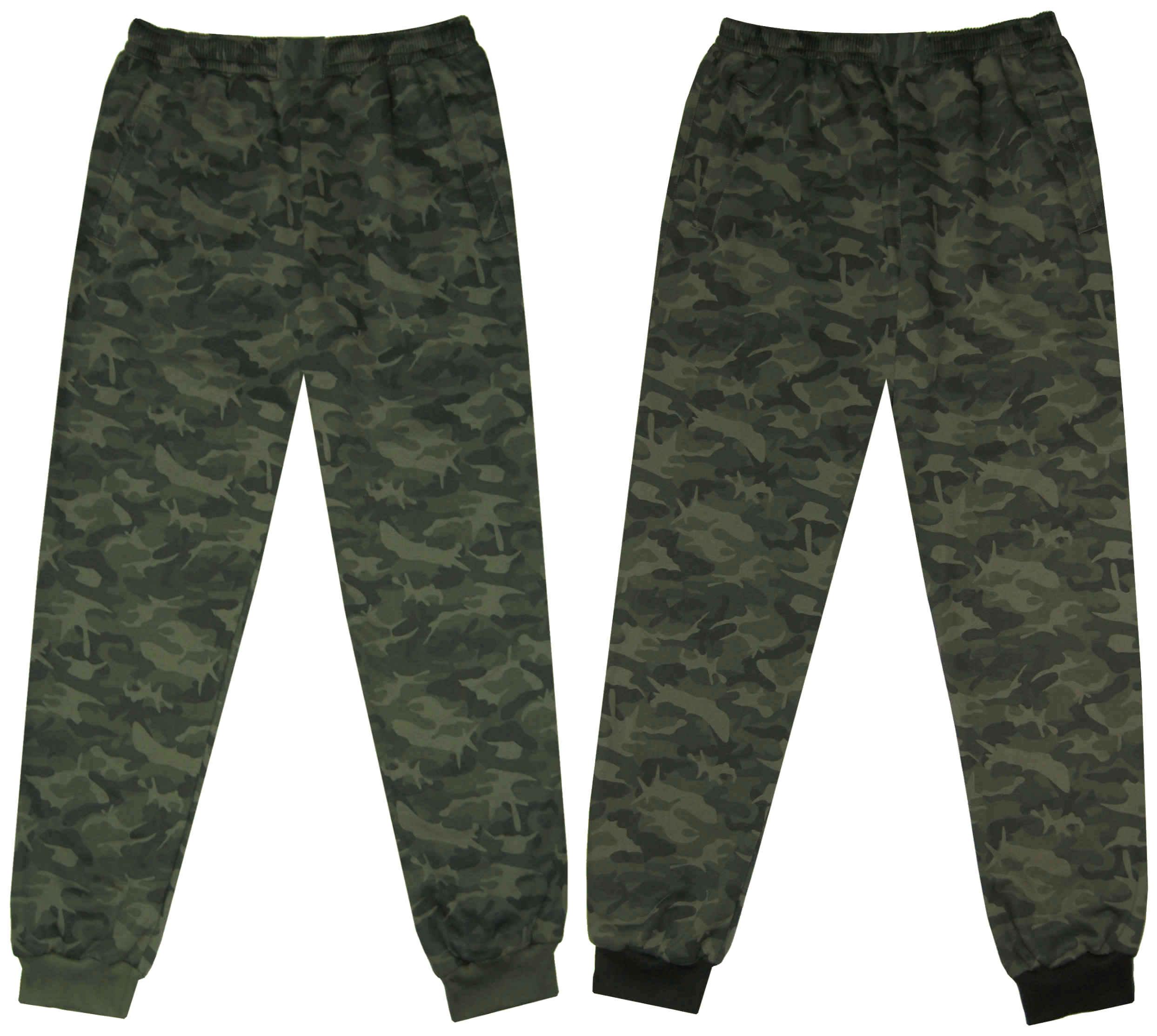 d3651fb6bb0123 spodnie dresowe moro dzianina 5XL 3XL 4XL 5XL 6XL 7XL 8XL odzież ...